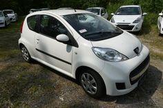 PKW (M1) Peugeot 107 Urban 1.0 3T - PKW Kia, Peugeot, Opel und Ford der Caritas (2/2) - Karner & Dechow - Auktionen