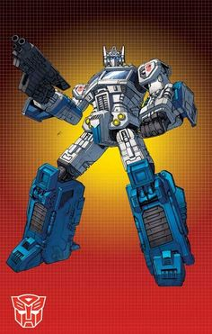 Classics Ultra Magnus by Dan-the-artguy.deviantart.com on @deviantART