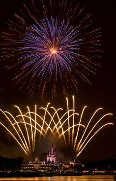 Walt Disney World Fireworks Show | Orlando, FL