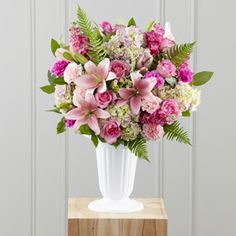 http://www.milanfloralandgift.com/product/the-ftd-never-ending-love-arrangement-sympathy/display