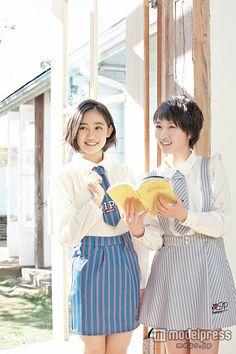 アンジュルム - 佐々木莉佳子 Sasaki Rikako、モーニング娘。'15 - 工藤遥 Kudo Haruka
