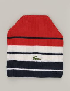 From the Lacoste S.A. Archives.  © All Rights Reserved