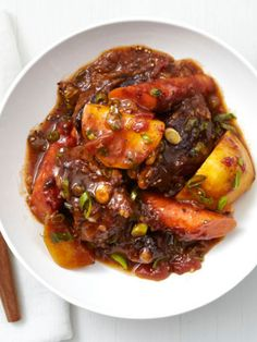 Slow-Cooker Caribbean Beef Stew recipe from Food Network Kitchen via Food Network