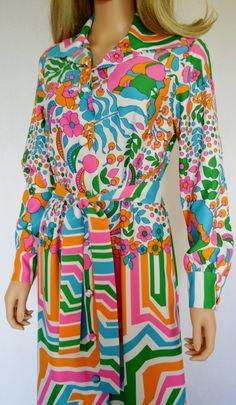 Vintage 1960's 70's LANVIN Paris Designer by ElectricLadyland1