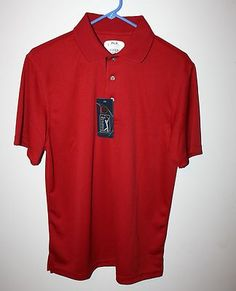 NEW PGA TOUR Dry Fitted Golf/Polo Shirt Size M $19.99 I Love These Shirts