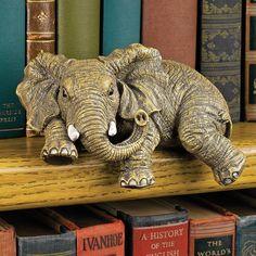 Ernie the Elephant Shelf Sitter Figurine