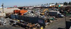 Scrap Stop is a licensed scrap yard located in LA County. Services that our recycling center provides are custom fit for businesses with non-ferrous metal scrap. Drop off your scrap at 20749 Prairie St Chatsworth, CA. Scrap Recycling, Recycling Center, Metal For Sale, Scrap Material, Companies In Dubai, Great Deals, Architecture Design, Yard, Tours
