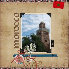 Morocco layouts (General) - MouseScrappers.com