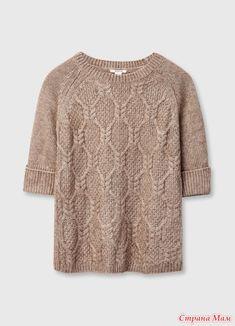 Доброго времени суток! Дорогие страномамочки, хочу связать пуловер из магазина Остин, так как сам пул понравился, а вот материал, из которого он изготовлен, мне не подошёл(колится).