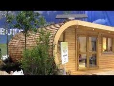 ecoPERCH Treehouse / Blue Forest ecoPERCH