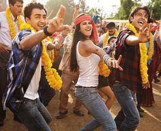 Best Indian Wedding Songs of Bollywood - Meri Brother Ki Dulhan Indian Wedding Songs, Best Wedding Songs, Big Fat Indian Wedding, Wedding Music, Wedding Wishes, Indian Bridal, Bollywood Party, Bollywood Wedding, Bollywood Couples