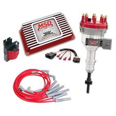 Dress up your motor bay while adding a huge boost to your ignition system to get the performance you need out of your 1986-93 Ford Mustang!