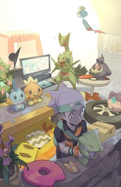 Wallpaper for iPhone If you want more such images visit my board Pokémon images. Pokemon Gif, Pokemon Comics, Pokemon Fan Art, Fotos Do Pokemon, Lucario Pokemon, Pikachu, Pokemon Images, New Pokemon, Pokemon Pictures