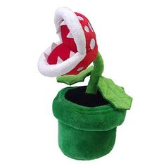 Super Mario Plush | ... Maybe you can just settle for this Super Mario Piranha Plant Plush