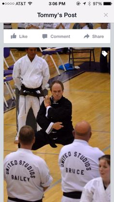 Steve Fields kata at Ben's tournament May 2, 2015