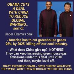 ..I have nothing against China... but why in the WORLD would we give up something when the other guy gives up nothing????