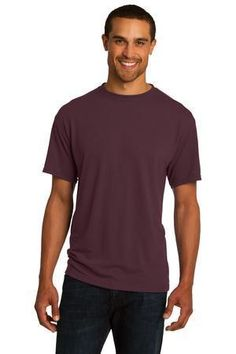 JERZEES Sport 100% Polyester T-Shirt. 21M #polyestertshirt #clothing