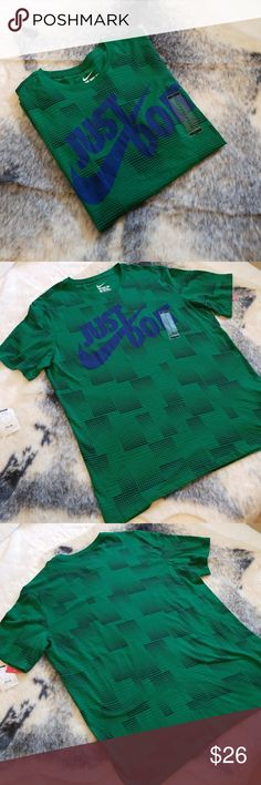 Nike Ultra The Nike Tee Brand new with tag  Color: pine green  Fiber content 100% Cotton   Care info Machine wash cold Nike Shirts Tees - Short Sleeve