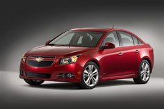2014 Chevrolet Cruze RS Review