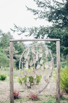 Dreamcatcher seating plan | Bohemian Wedding Inspiration | Bridal Musings Wedding Blog