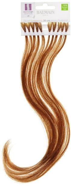e703299d 33 Best Balmain Hair Extensions images | Balmain hair extensions ...