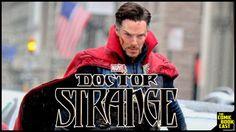 Doctor Strange Trailer Release Date Announced
