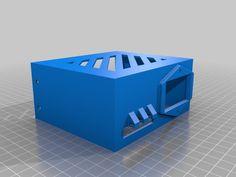 IKEA Lack Enclosure Creality Ender 3 Compilation by - Thingiverse 3d Printing Diy, 3d Printer Designs, Ikea Lack, Modelos 3d, Impression 3d, Storage, Projects, Prints, Carving
