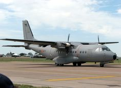 CASA/IPTN CN-235 is medium range twin-engined transport aircraft developed by CASA Spain and IPTN Indonesia as regional airliner and military transport.