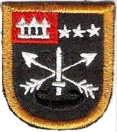 Green Beret US Army Cambodia 5th Special Forces Group ABN Armee Nationale Khmere