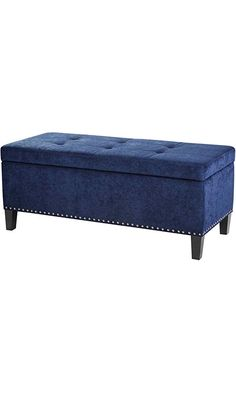 Madison Park FPF18-0195 Shandra II Tufted Top Storage Bench Best Price