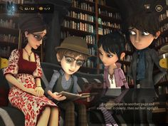 Storytelling app a hit; launches a new chapter intransmedia
