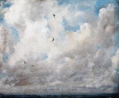 John Constable, Study of Clouds, 1821