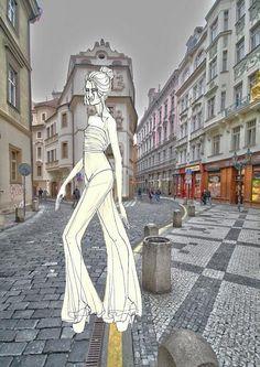 italian street sketch 7