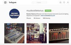Muzikos Faktorius on Instagram #muzikosfaktorius @muzikosfaktorius