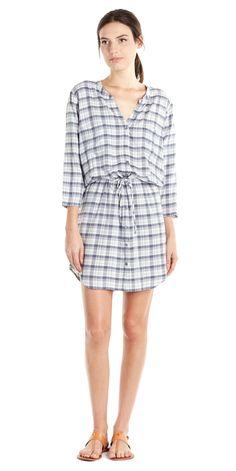 Love, love love.  Joie Dayle dress. #JoieHoliday