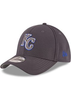 271fcc70acf63 Kansas City Royals New Era Blue Spring Training BP 2019 59FIFTY Fitted Hat