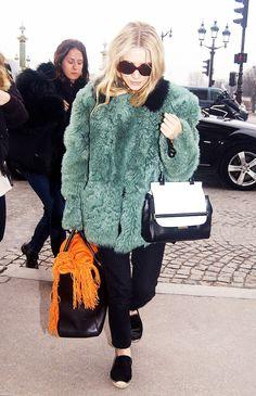 Olsen Twins Fall Dressing