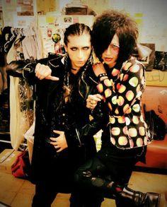 Hiro and Tsuzuku. Nocturnal Bloodlust and Mejibray