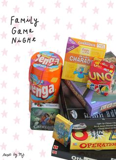 The best games for family game night ~ Classic Play