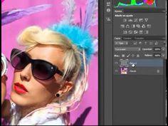 Tutorial: Filtro efectos de iluminación | Fotografo digital y tutoriales Photoshop