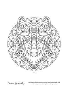 Color Serenity | Color your stress away with Adult Coloring Books by Color Serenity