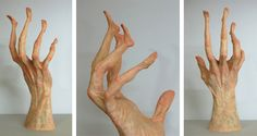 Twisted Sculptures Put Body Parts in All the Wrong Places | The Creators Project
