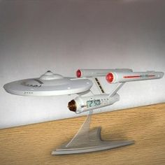 U.S.S. Enterprise Projection Alarm Clock