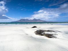 Brian Cook's stunning photograph of the island of Eigg in the Hebrides