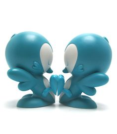 LoveBirds Kidrobot by Kronk_1 by artoyzflickr, via Flickr