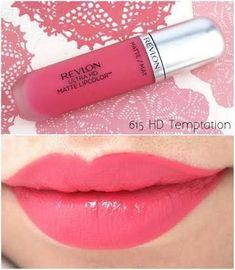 "Revlon Ultra HD Matte Lipcolor in ""Passion"", ""Seduction"" & ""Temptation"": Lip Gloss Colors, Lip Colors, Lipstick Shades, Lipstick Colors, Beauty Make-up, Best Lipsticks, Make Up, Revlon Lipstick Price, Maybelline Lipstick"