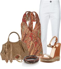 """""""Untitled #612"""" by lisamoran on Polyvore"""