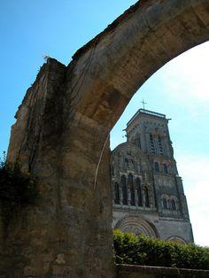 Basilique de Vézelay ~ Bourgogne