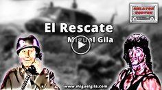 Vídeo de un hilarante relato de la participación de Gila en la Guerra de Vietnam con Rambo Descubrirás los soldados españoles que de verdad estuvieron allí