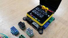 Ls swap fuse and relay panel | Vehicle: LS Swap